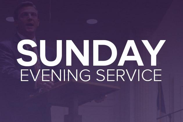 Evening Worship Service - Liberty Baptist Church